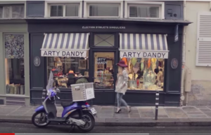Parson mon obsession : Arty Dandy