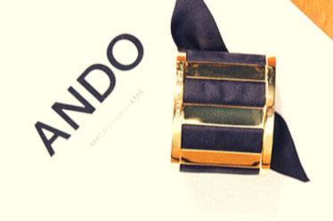 an-nee foulard et bracelets arty dandy